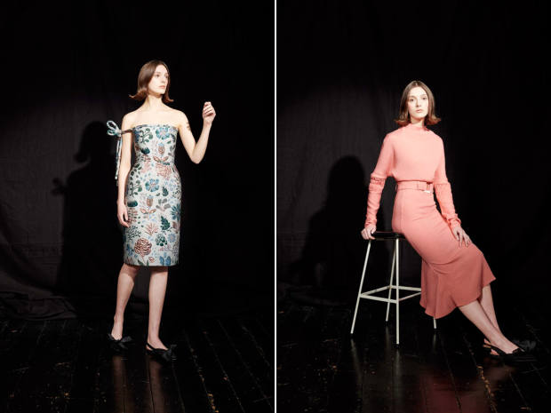 Lee's ladylike AW19 collection was inspired by Mary Beard's feminist manifesto Women & Power