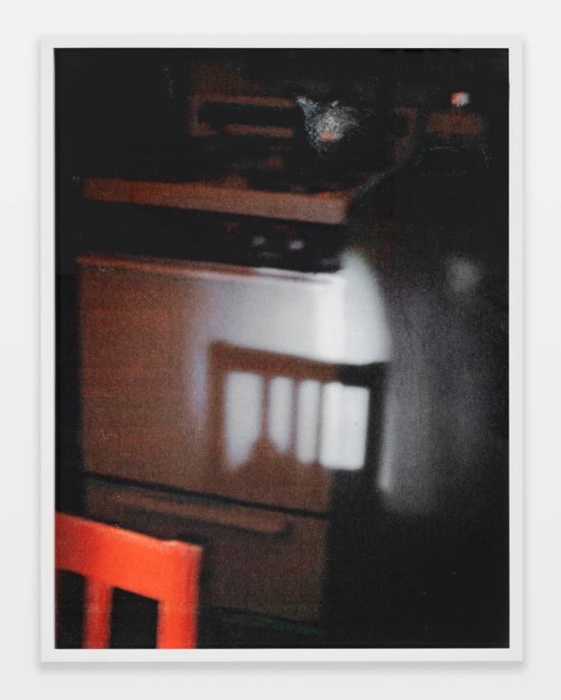 Kitchen [Shut-In Series], 2018-2019, by Barbara Ess, $5,500