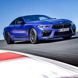 BMW's new M8 series is the fastest and most expensive road car the marque has ever produced