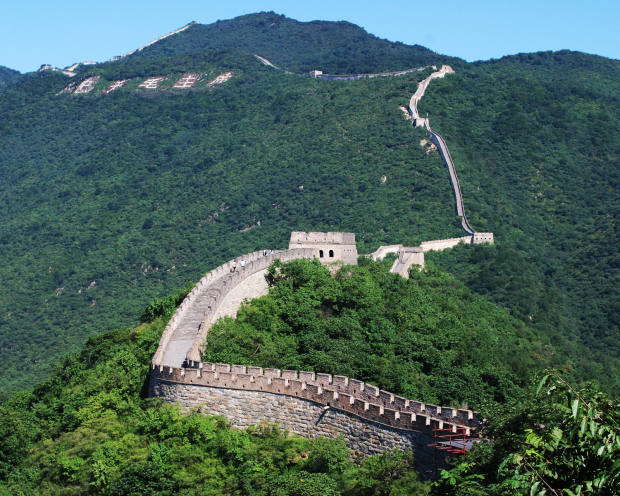An insightful visit to the Great Wall is also available