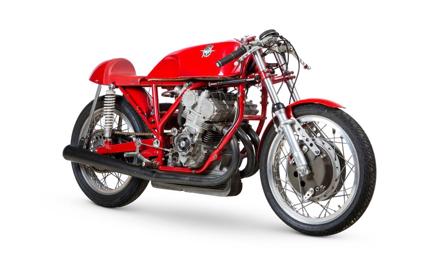 1973 MV Agusta 497.9cc Grand Prix racing motorcycle, £120,000-£160,000