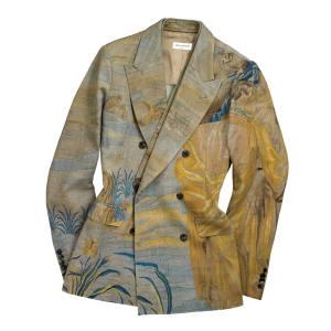 Dries Van Noten cotton jacket, £961