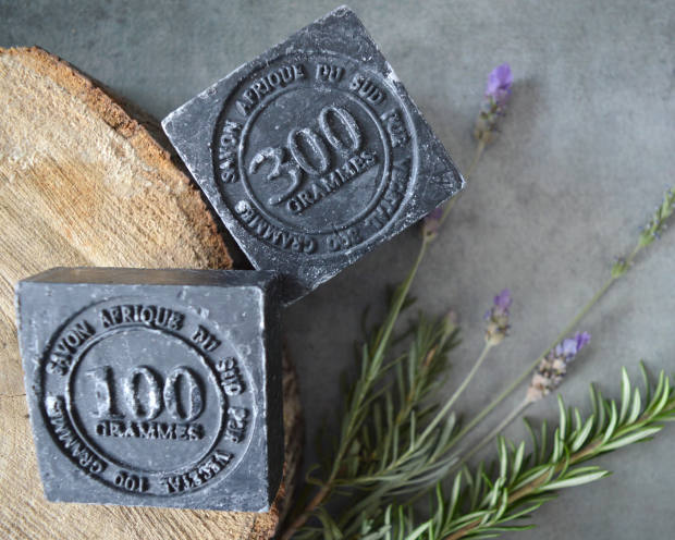 Charcoal Soap, £10 for 100g