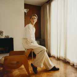 Stella Tennant's favourite scent is by JAR Parfums
