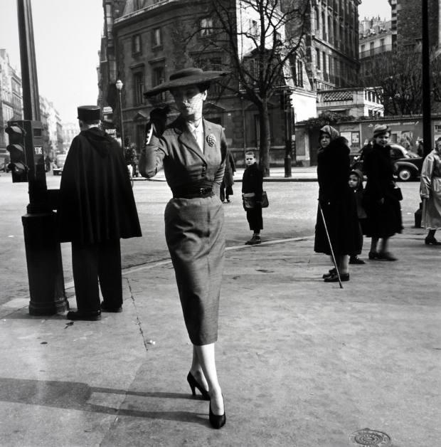 Paris, 1950, by Édouard Boubat, estimate $2,500-$3,500