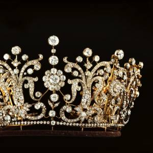 The Poltimore Tiara – £926,400 in 2006.