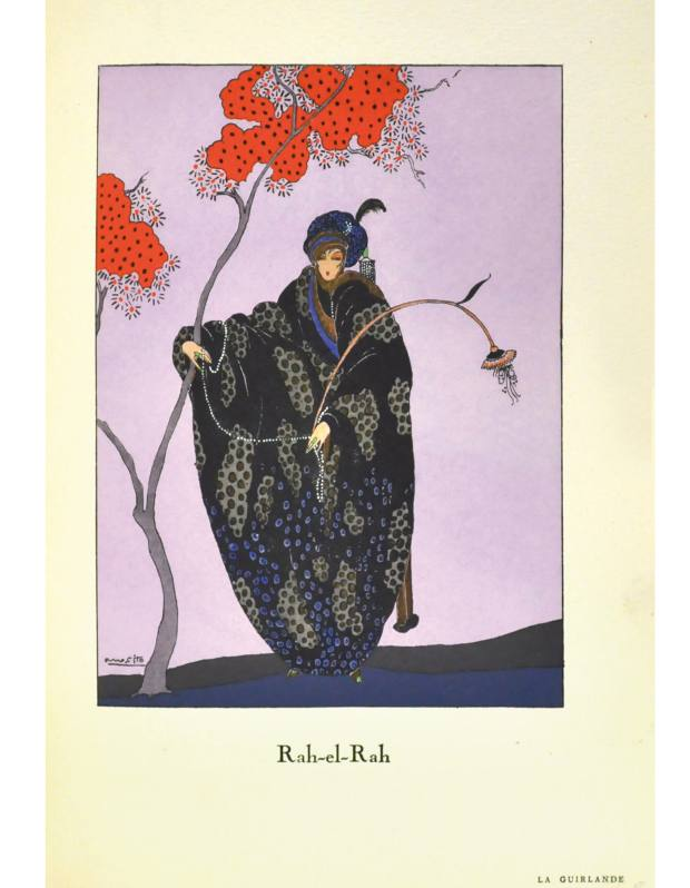 La Guirlande: album d'art et de littérature, £9,000 for a set from Shapero Rare Books