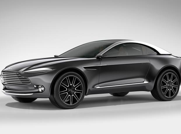 Aston Martin DBX, price as yet to be confirmed