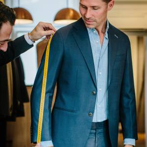 Trunk has launched a made-to-measure tailoring service