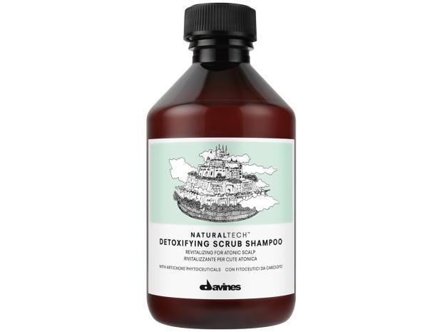 Davines Detoxifying Scrub Shampoo, £17.50, libertylondon.com