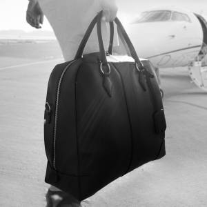 LONB's travel-friendly bags range from totes to those big enough to fly away with on a five-day holiday