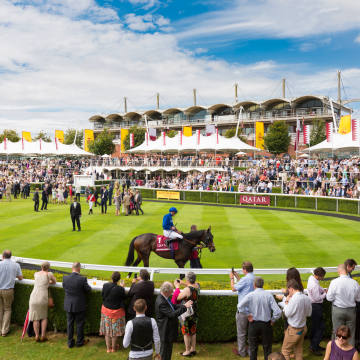 A day at the races and a gourmet experience will be held at the Qatar Goodwood Festival