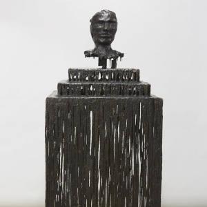 Oslo. Blind Bust III, £72,790, by Diana al-Hadid