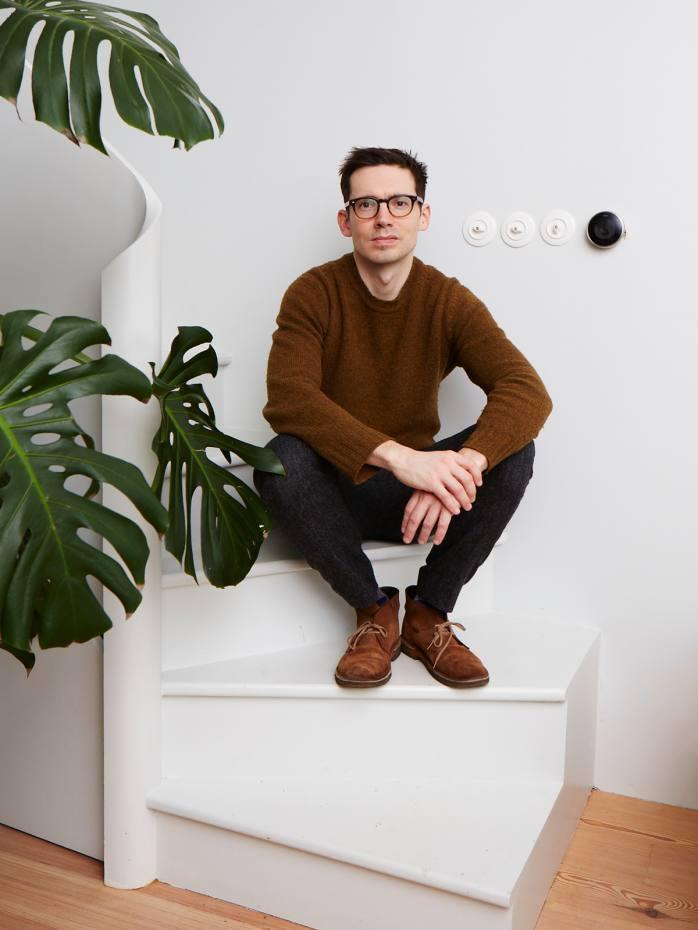Where stylish men buy their glasses