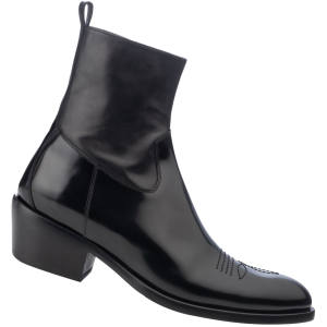 Jimmy Choo vachetta leather boot, £750
