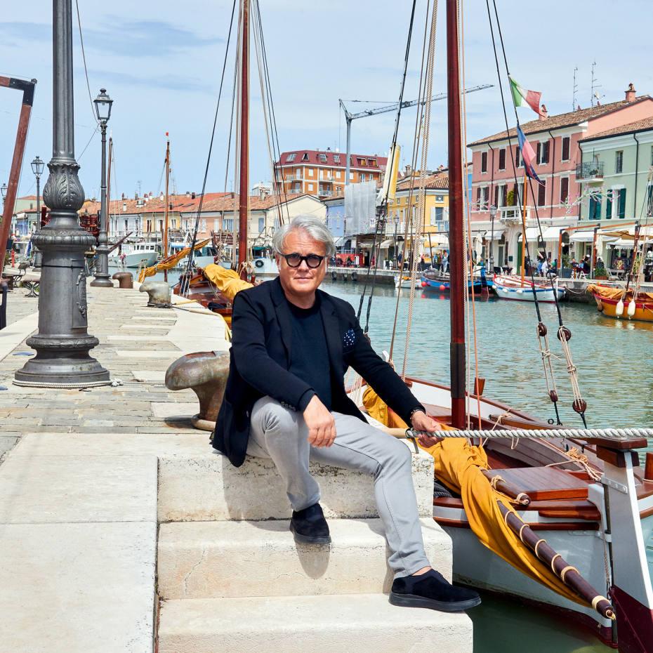 Giuseppe Zanotti in Rimini