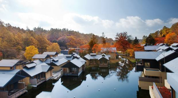 Experience the Japanese wellbeing culture