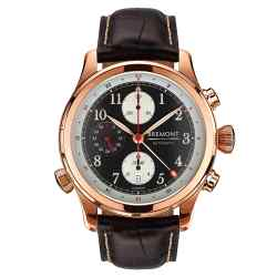 Bremont rose gold DH-88/RG Comet watch, £14,995 (edition of 82)