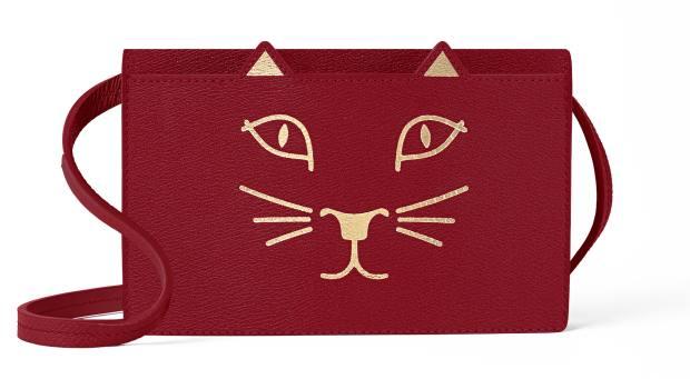 Charlotte Olympia bag, £495