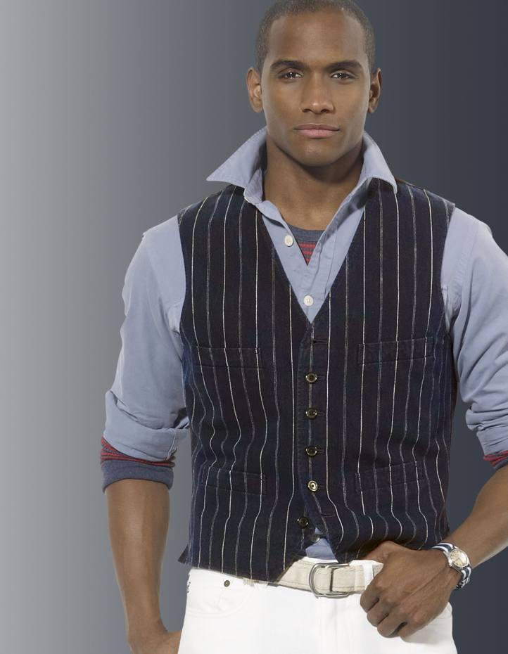 Polo Ralph Lauren cotton waistcoat, £255