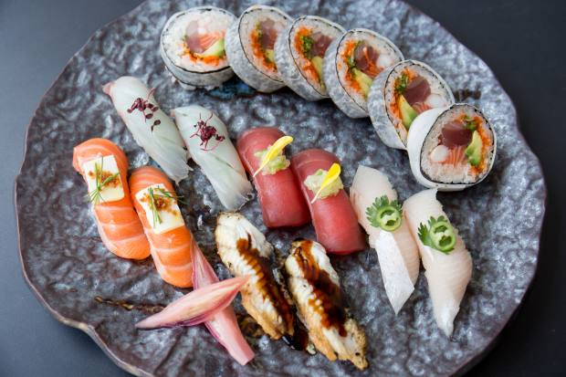 Premium assorted sushi will be on the menu for the 30-seat-only culinary masterclass, £130