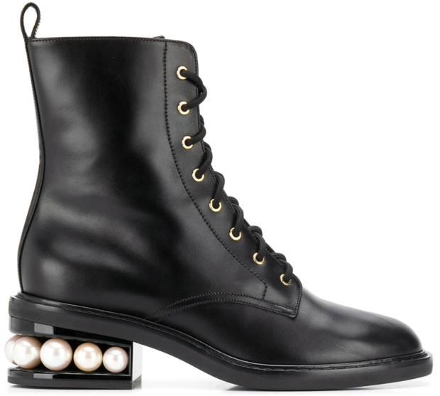 Nicholas Kirkwood boots, £850