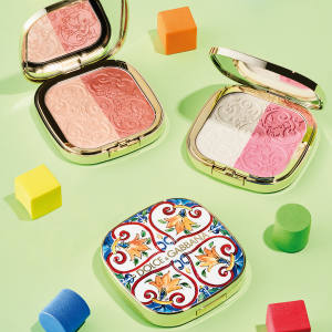 Dolce & Gabbana Solar Glow Illuminating Powder Duo, £55 each. Four different powder duos available