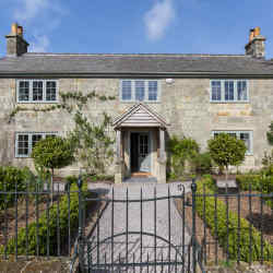 The Craftsman's Cottage is nestled in the Wiltshire village of Semley