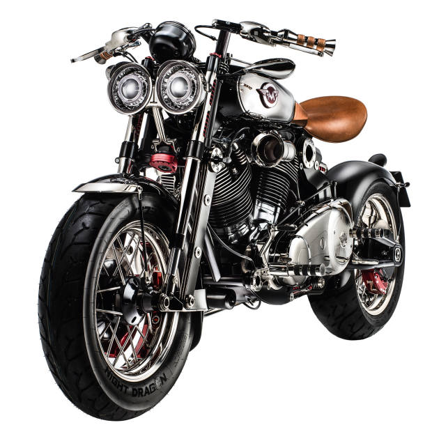 The Matchless Model X Reloaded, about £60,000-£80,000