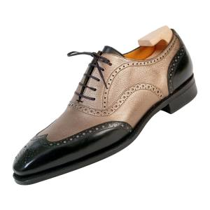 Corthay calfskin Vendôme shoes, £1,265