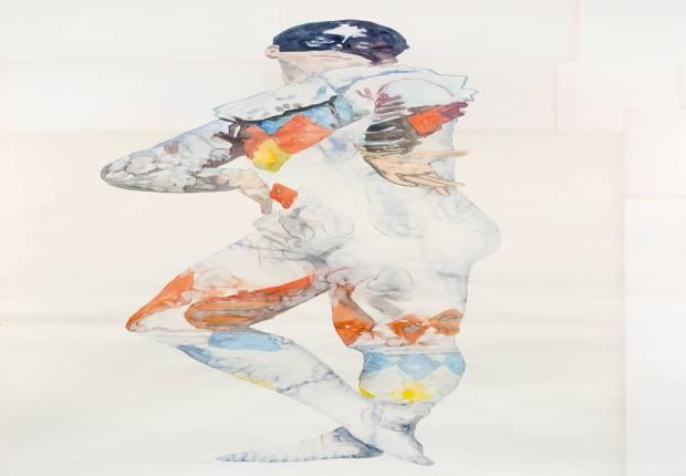 Michel I, by Ulla von Brandenburg, €20,000-€30,000 at Art: Concept