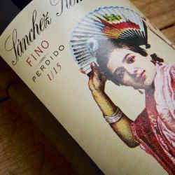 Bodegas Sánchez Romate's Fino Perdido sherry.
