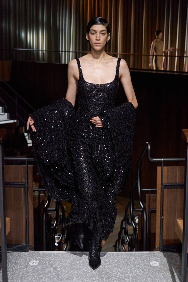 Emilia Wickstead's '20s-inspired a/w 2020 collection