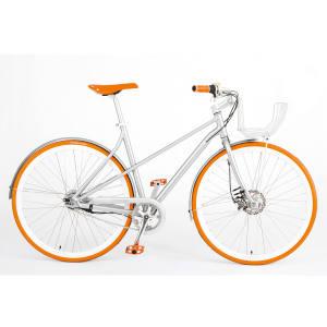 Vélosophy's aluminium-framed bike (certain editions from £695 at The Conran Shop)