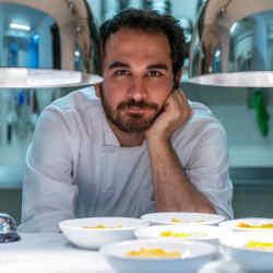 Chef Civan Er of Yeni