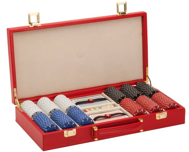 Noble Macmillan poker set, £549