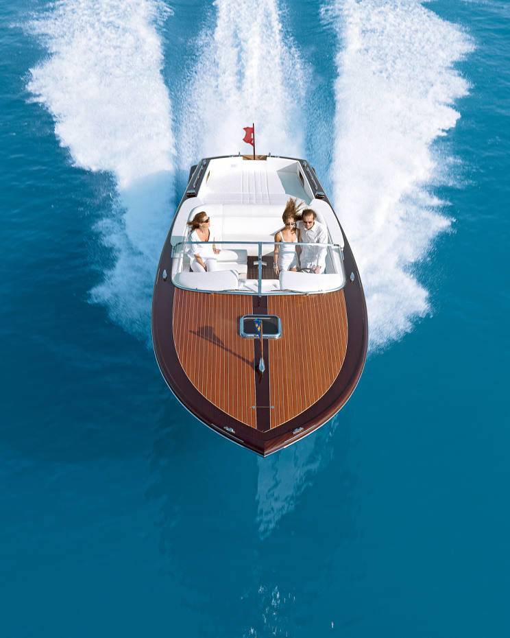 A Pedrazzini Special, which takes three craftsmen a year to build. The starting price is about £525,000