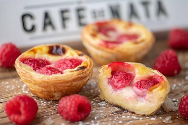 Café de Nata serves pastéis de nata at three London locations