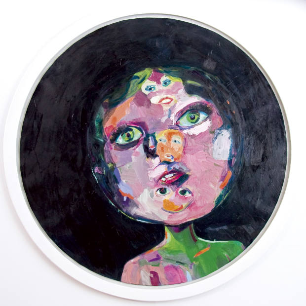 People Eater, 2008, by Georgina Gatrix, R25,000 (about £2,114).