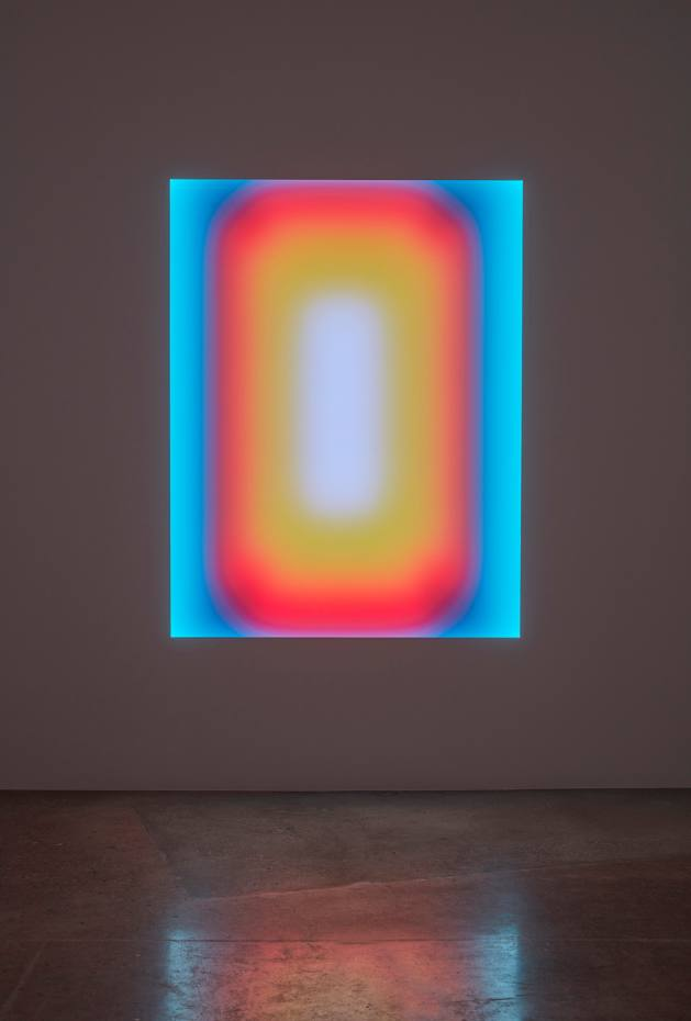 Law of One, Medium Rectangle Glass, 2019, by James Turrell, at Pace Gallery