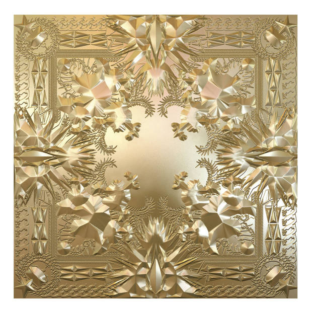Watch the Throne by Kanye West and Jay-Z.
