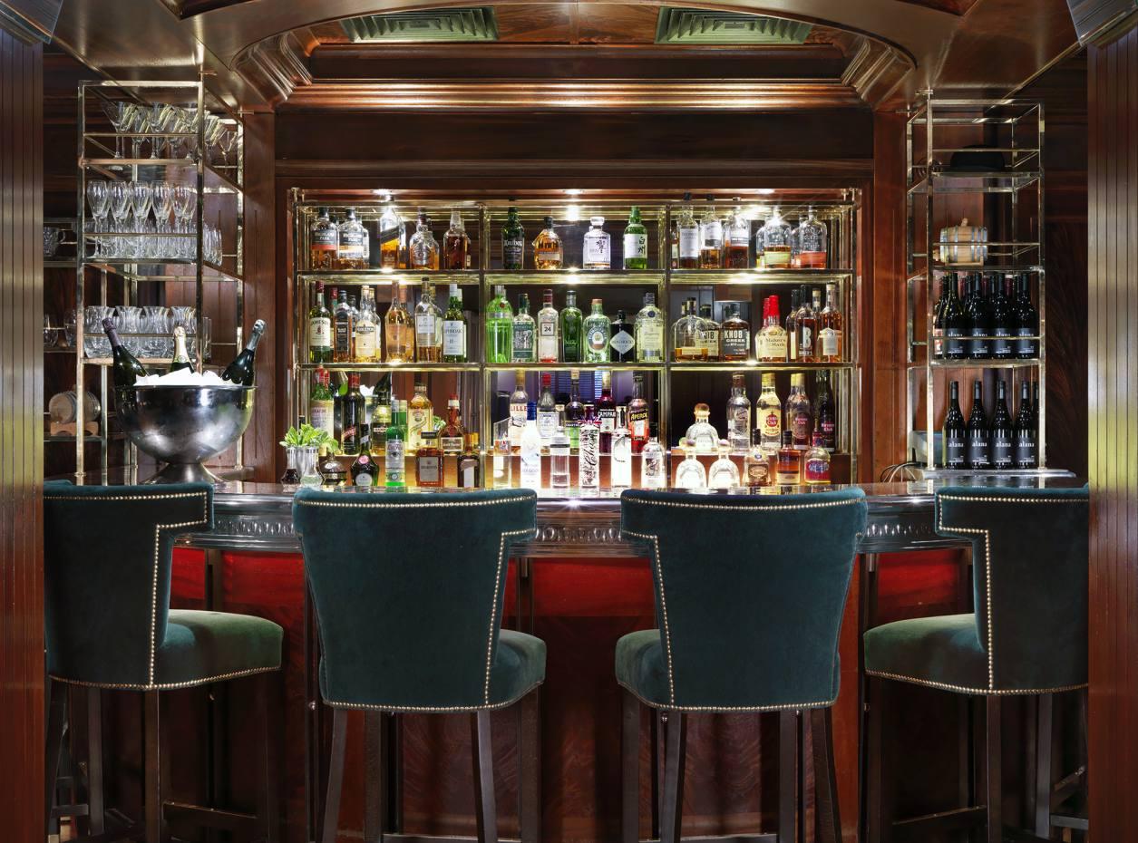 The Bloomsbury Club Bar