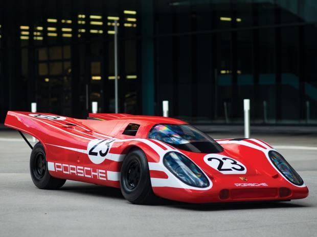 A child-sized 917 racing car, $50,000-$60,000