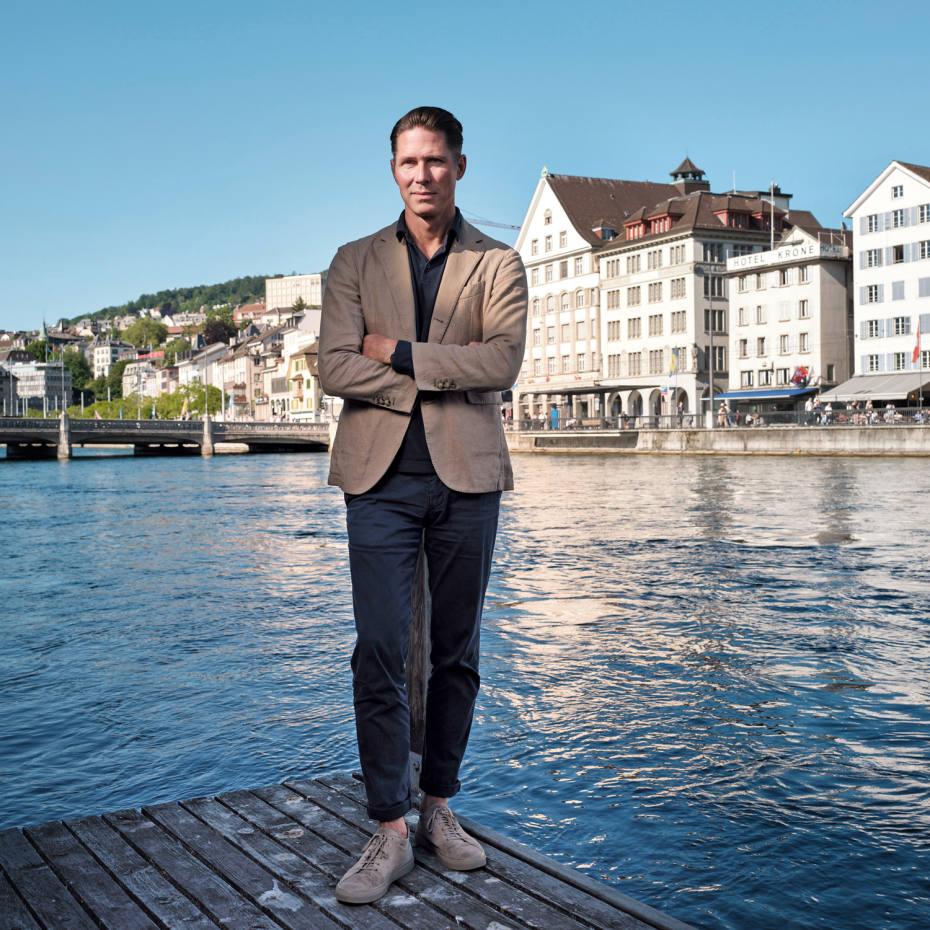 Mats Klingberg in Zürich