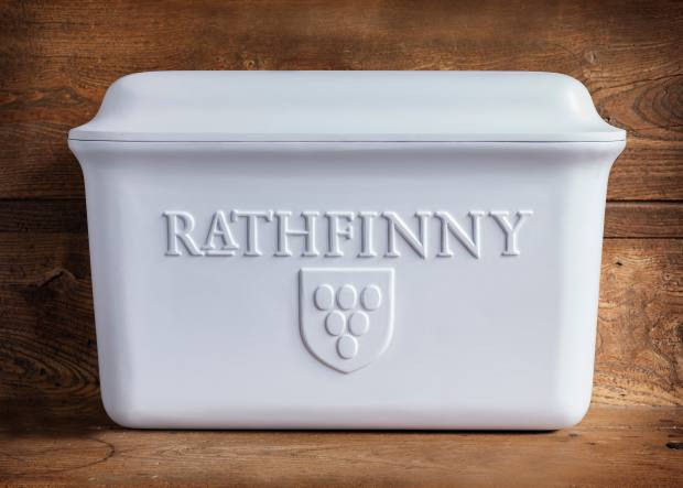 Catchpole & Rye bespoke cast-aluminium Deluge cistern designed for the Rathfinny wine estate in Sussex