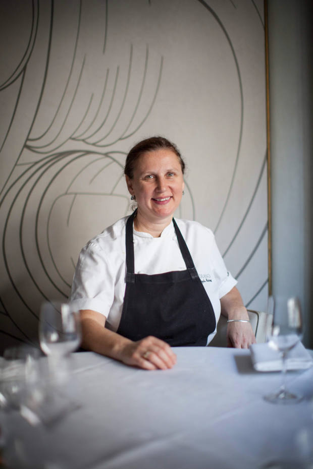 Angela Hartnett will cook and host a series of five-course dinners alongside her chef friends