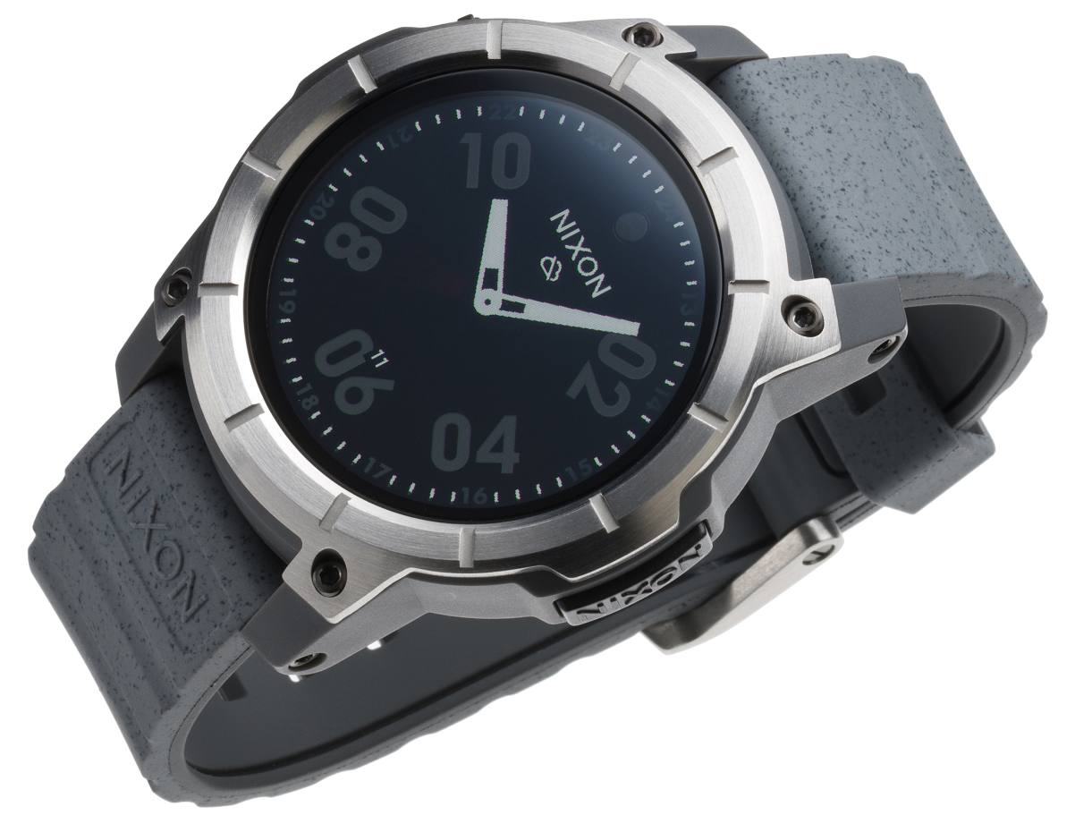 Nixon Mission smartwatch, £339