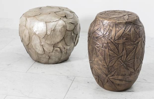 Erin Sullivan's Flora series stools, £17,000