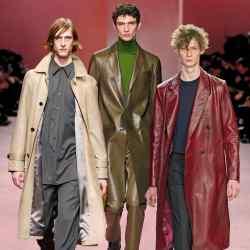 Berluti lambskin coat, £8,000