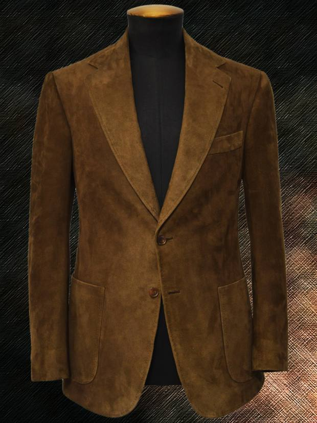 Cifonelli The Suede jacket, £5,700
